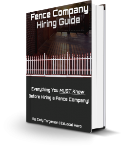 fence company hiring guide